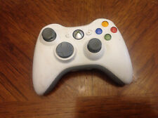Used Video Game Accessories PC Wired White Microsoft Xbox 360 (B4G-00002 Gamepad