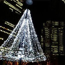 Outdoor 30M 300LED Fairy String Light Lamp Christmas Wedding Party Decor EU plug
