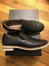 RMK Margarita Black Leather Flats size 36