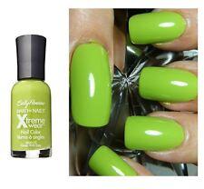 Sally Hansen Hard As Nails Xtreme Wear Nail Polish Color -# Green with Envy #110