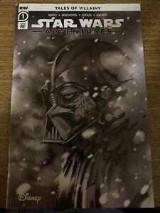 Star Wars Adventures #1 Peach Momoko Vader Scorpion Exclusive LTD 1500 copies