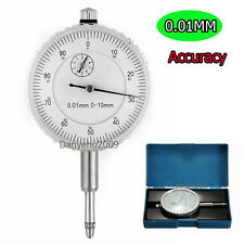 0.01mm Accuracy Measurement Instrument Precision Tool Dial Test Indicator Gauge