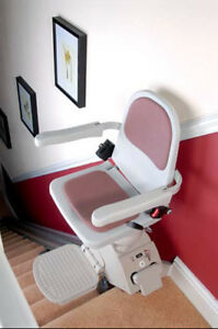 Acorn Superglide Slimline Stairlift Installed and Guaranteed