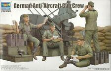 Trumpeter 00432 German Anti Aircraft Gun Crew - deutsche Soldaten 1:35
