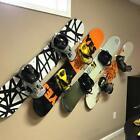 Snowboard Wall Display Storage Rack Snowboard Wall Mount NEW