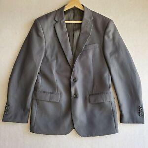 Marchatti dark gray blazar size 36S/30W