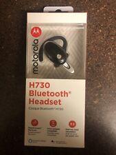 New listing Motorola H730 Over Ear Bluetooth Wireless Headset - Black