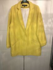Warehouse Yellow Detailed Jacket