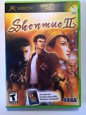 Shenmue 2-Xbox-Ersatz Case-kein Spiel
