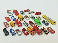 HOT WHEELS PLANET MICRO MACHINES X-RAY CHROME CAR TRUCK LOT OF 25 + REJECTS!