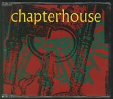 CHAPTERHOUSE She's A Vision 4 TRACK CD EP SHOEGAZE DEDICATED