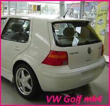 VW GOLF IV MK4 ROOF/REAR SPOILER (1998-2006)