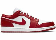 Nike Air Jordan 1 Low Gym Red 553558-611 Size 8 DS Brand New