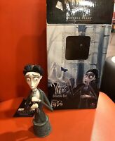 Victor Corpse Bride Gentle Giant 7'' Bust Statue Limited Numbered 992/2000 COA