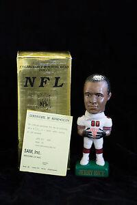 SAM's JERRY RICE San Francisco 49er's Bobbing Head Doll NIB IN STOCK