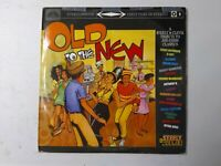 Steely & Clevie-Old To The New-Double Vinyl LP 2002 DANCEHALL/ROOTS