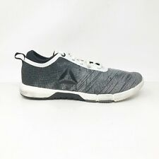 Reebok Womens Speed Her TR CN4860 Ash Gray Running Shoes Lace Up Low Top Size 9