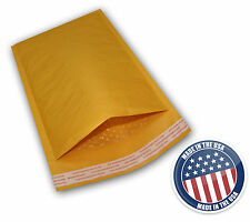 300 for CD 7.25x8  Kraft Bubble Mailers Padded Envelop Hak