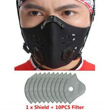 Black Face Mask Fashion Unisex Reusable Washable Cover Mask Men Women USA
