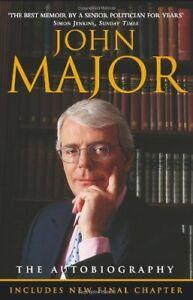 John Major: The Autobiography-John Major, 9780006530749