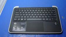 "Dell XPS 12.5"" 12 9Q23 OEM Palmrest w/Touchpad Keyboard YHKXX P6DWF 8PN5N GLP*"