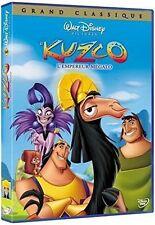 DVD *** KUZCO, L'EMPEREUR MEGALO *** Walt Disney n°60