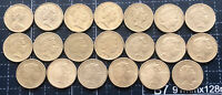 1984 - 2019 AUSTRALIAN $1 ONE DOLLAR COIN YEAR SET - 20 COINS TOTAL