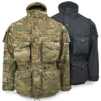 Bulldog MK2 Evolved Waterproof Windproof Army Military SAS Smock Jacket MTP Camo