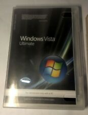 Microsoft Windows Vista Ultimate OEM