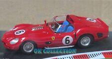 1:43 FERRARI 330 TR (24H Le Mans 1962 - Gendebien - Hill) - Fabbri (18)