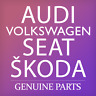 Genuine VW SKODA AUDI Beetle Cabrio Bettle Caddy CC Coolant Hose 1K0121157EN
