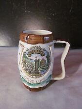 Vintage Good Luck Miniature Mug Horse Ireland