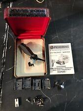 Pickering XV-15 200E DCF Series Catridge And Stylus Lot