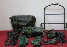 Clansman Military Radio HAM PRC320 RT-320 Complete Pack with accessories TESTED