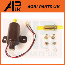 Universal Electric Fuel Pump 0.2 / 0.5 Bar 12V In line Kit + Filter Marine Truck