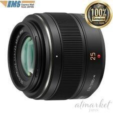Panasonic LUMIX H-X025 G Micro 4/3 LEICA DG SUMMILUX 25mm f/1.4 Aspherical Lens