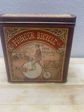 Pioneer Bicycle Co. Tin Box