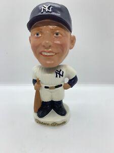 "Vintage 1960s Mickey Mantle Bobblehead New York Yankees Nodder ""Muscles"""
