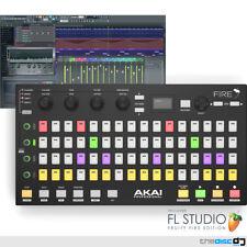 Akai Fire, Performance Controller For FL Studio, Fruity Loops MIDI Surface