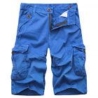 Hombre Verano Shorts Casual pantalones Camuflaje Militar Combate cortos NUEVO