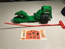 Vintage MOTU Masters of the Universe Road Ripper loose He-Man w/ repro labels