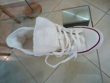 all star converse bianche 39
