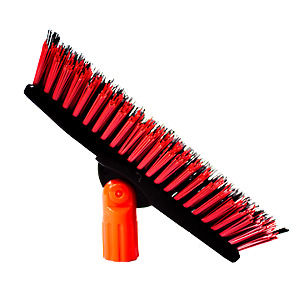 Demon Grout Brush - Grout Cleaning Brush Heavy Duty Grout Scrubbing Brush