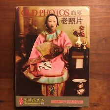 Old Photos from China Playing Cards Deck HCG Poker Limited Edition Unopened