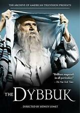 The Dybbuk DVD Sidney Lumet(DIR)