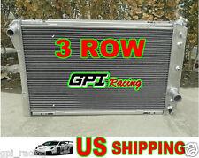 3 ROW ALUMINUM RADIATOR 1982-1992 Pontiac Firebird/Trans Am/Chevy Camaro
