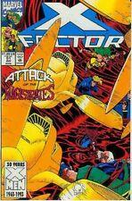 X-factor # 91 (Joe Quesada) (Estados Unidos, 1993)