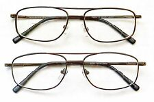 (2 PACK) GLEN BIFOCAL Reading Glasses by Magnivision / Foster Grant BI-FOCAL
