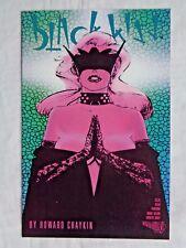 Black Kiss Book 7 December 1988 Vortex Comics Howard Chaykin NM- (9.2) ADULTS!