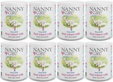 NANNYCare Stage 1 First Infant Milk - 400g (Pack of 8)